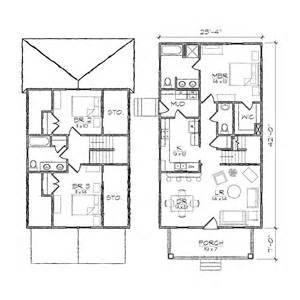 ansley ii bungalow floor plan tightlines designs