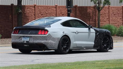 2019 shelby gt500 2019 mustang shelby gt500 prototype spied for real this time