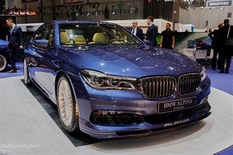 bmw b7 biturbo 608 hp bmw alpina b7 biturbo looks quietly