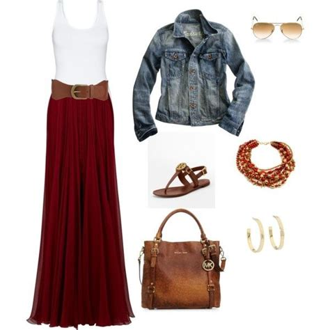 maxi skirt for fall clothes i