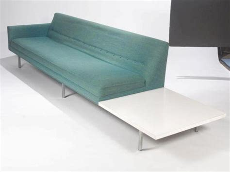 sofa ta george nelson sofa with attached end ta