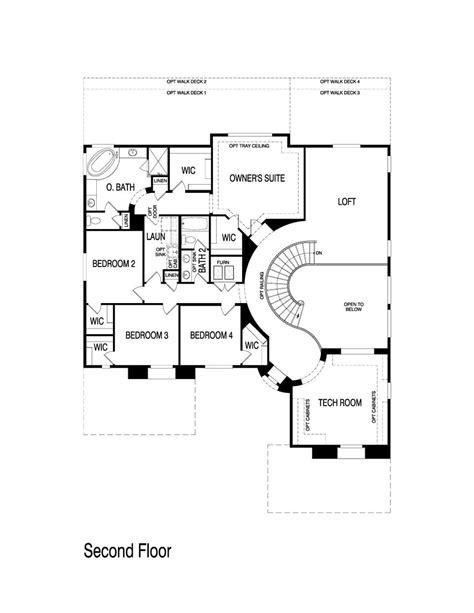 pulte floor plans pulte homes