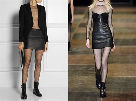 Who Wore The Ysl Jumpsuit Better by Ysl S Swarovski Studded Sparkling Jumpsuit Is Like
