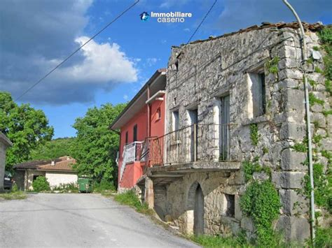 cottage to restore for sale in isernia molise