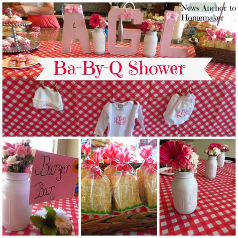 Bbq Themed Baby Shower ba by q shower co ed barbecue themed baby shower news