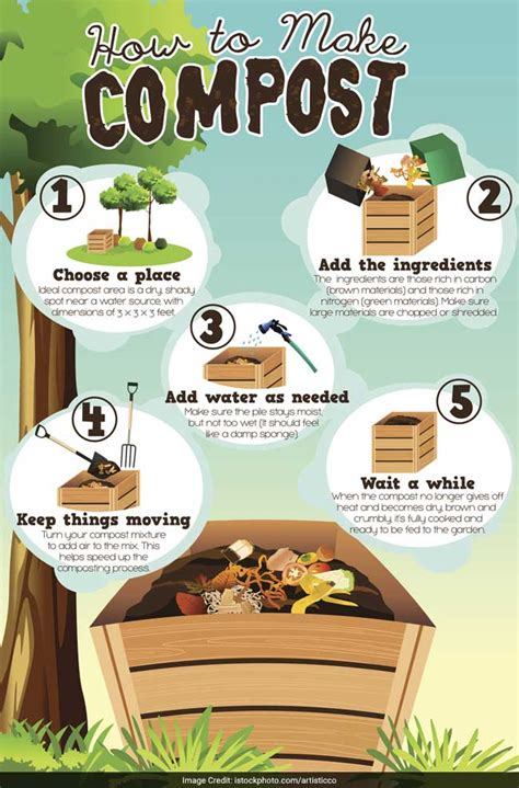 from garbage to garden learn the of composting at