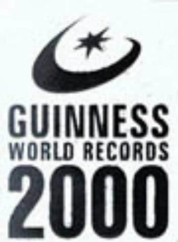 libro guinness world records 2000 guinness world records 2000 millennium edition enciclopedie e opere di consultazione