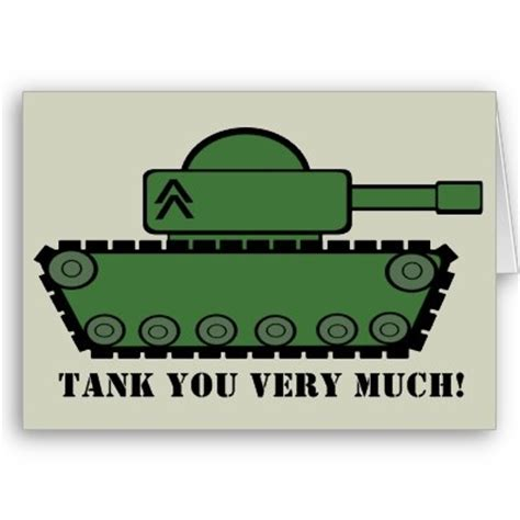 thank you army card template army tank thank you card great gift ideas