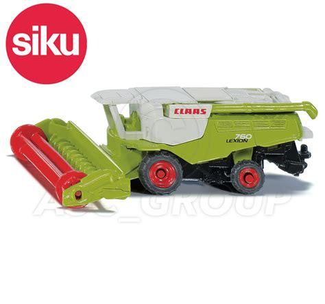 Siku Aluminium Type 3591 siku no 1476 1 87 scale claas lexion 760 combine harvester dicast model ebay