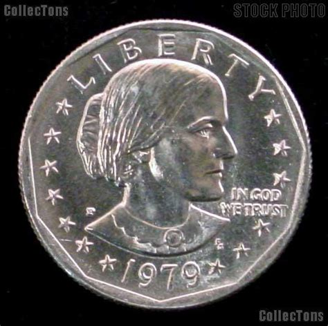 1979 p susan b anthony dollar type 1 far date gem bu 1979 sba dollar 2 59