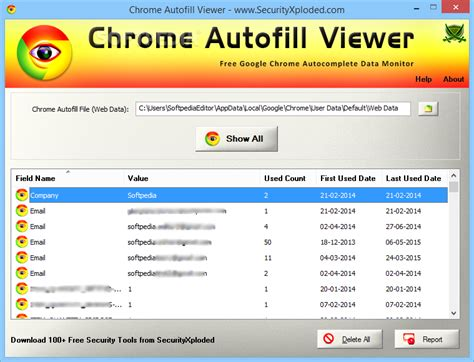 how to update autofill on mac chrome autofill viewer download