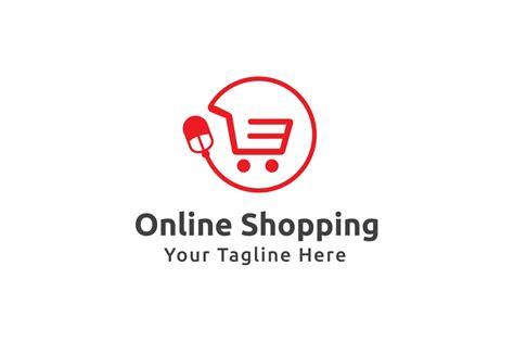 shopping logo template logo templates creative