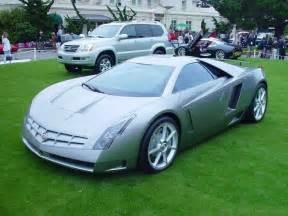 Cadillac Auto Sports Car Cadillac Cien Concept Car