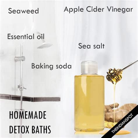 Http Drericz Diy Detox Bath by Diy Top 5 Detox Bath Recipes Your Spa At Home
