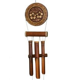 Eco Bamboo Wind Chime by 1000 Images About Bamboo Wind Chimes On