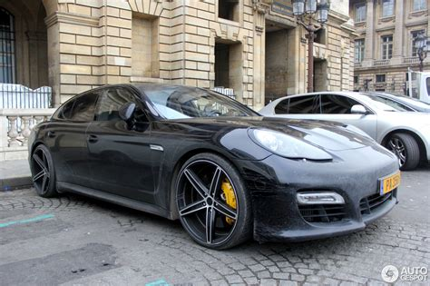 Porsche Panamera S by Porsche Panamera Turbo S 3 January 2017 Autogespot