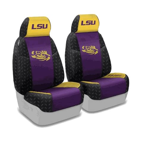2004 Jeep Wrangler Seat Covers All Things Jeep Louisiana State Collegiate