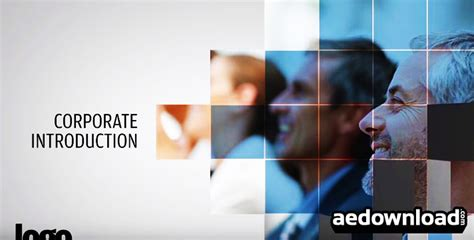 after effects corporate templates free premium business slideshow after effects template