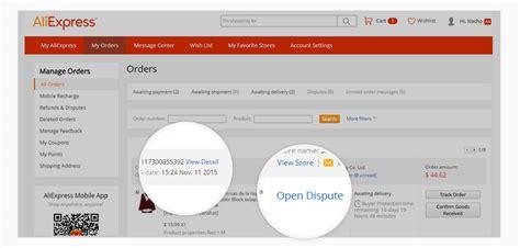 aliexpress refund processing aliexpress new user guide