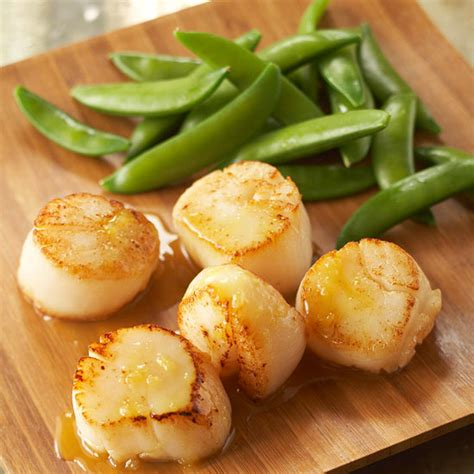 how to cook scallops