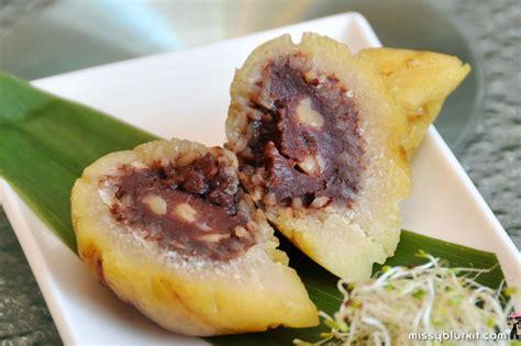 Unpolised Rice With Lotus Seed halal dumplings zuan yuan missyblurkit