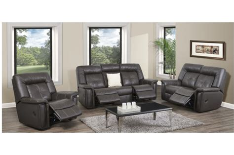 Reclining Lounge Suite by New Home Furnishers 187 Radcliff Recliner Lounge Suite By