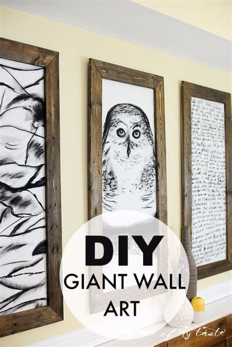 cheap bathroom wall art 76 brilliant diy wall art ideas for your blank walls