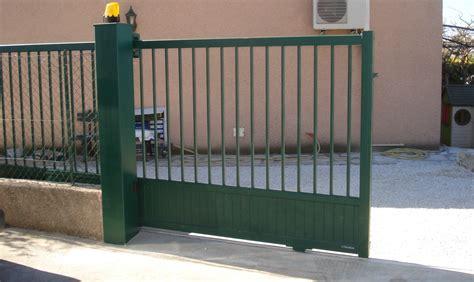 Portail Coulissant 5 Metres 810 by Promo Portail Coulissant Aluminium Electrique Dans Les