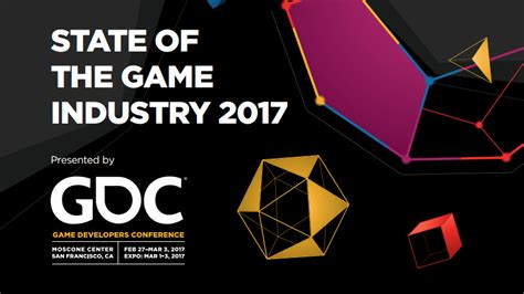 our week at gdc 2017 sonder gdc unveils state of the game industry survey 2017 htc