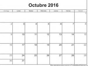 Calendario Octubre 2017 Mexico Octobre 2017 Calendario Para Imprimir Calendarios Para