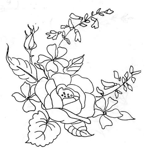 yellow rose coloring page 21 best images about ribbon embroidery on pinterest
