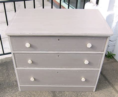 How To Paint A Chest Of Drawers by Finished Chest Of Drawers