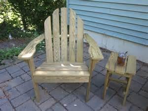 adirondack chair s ala norm abram by dave rutan