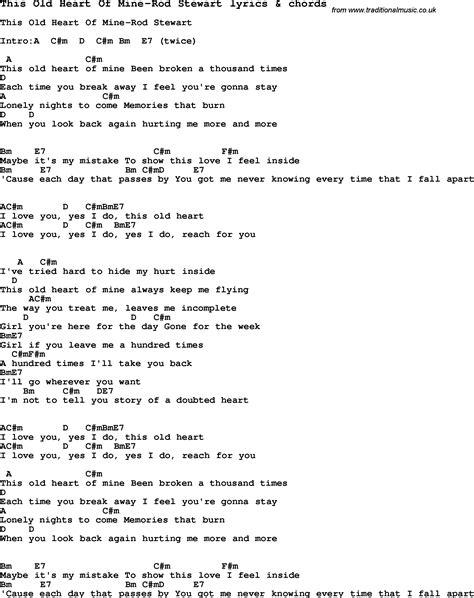 electric heartbeats lyrics song lyrics for this of mine rod stewart