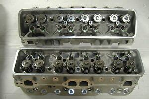gm performance parts  chevy zz aluminum cylinder heads    box ebay
