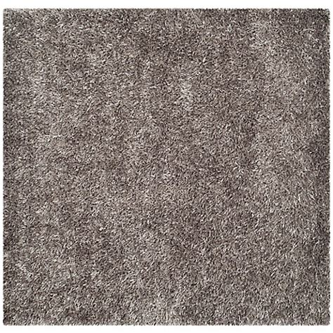 rugs in new orleans buy safavieh new orleans 5 foot square shag area rug in grey from bed bath beyond