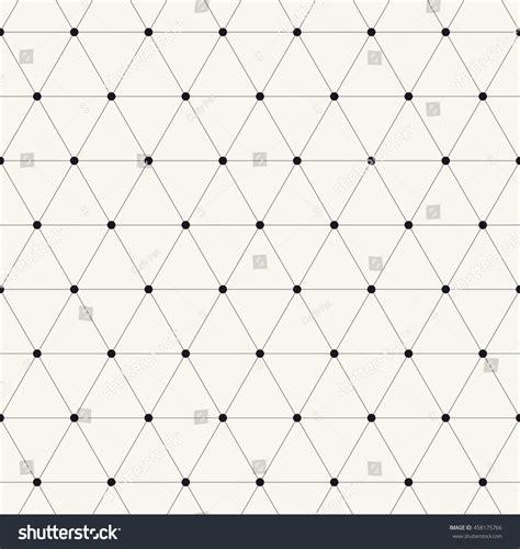 design pattern node vector seamless pattern modern stylish texture stock