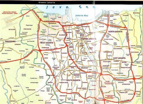 peta jakarta selatan peta jakarta timur map peta