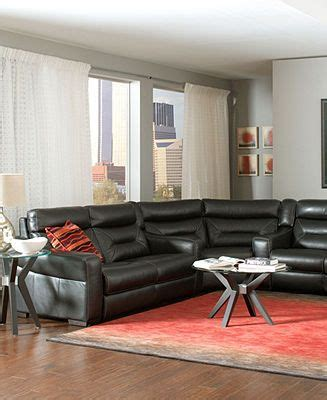 judson sofa judson leather sectional living room furniture collection