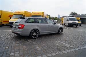 Skoda octavia rs combi quot turbo star quot deluxe wheels
