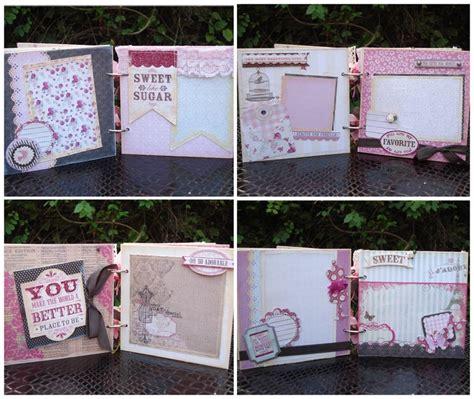 handmade scrapbook for birthday www imgkid the
