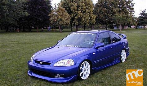 honda civic modified modified honda civic si 2000 modified cars