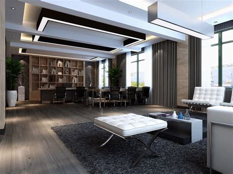 Ceo Office Interior Design Chinese Style Modern Minimalist Ceo Office Interior Design