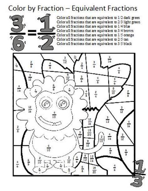 Colouring Fractions Worksheet Ks2 1000 Images About Free Colouring Sheets Ks2