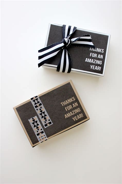 diy teacher gift with free printable gift card box printable decor - Delias Gift Cards
