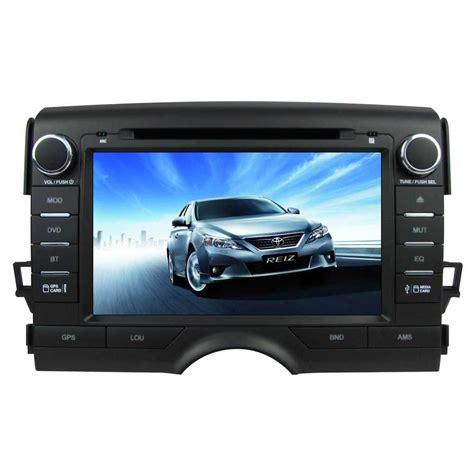 china toyota reiz car dvd gps tv china car dvd car gps