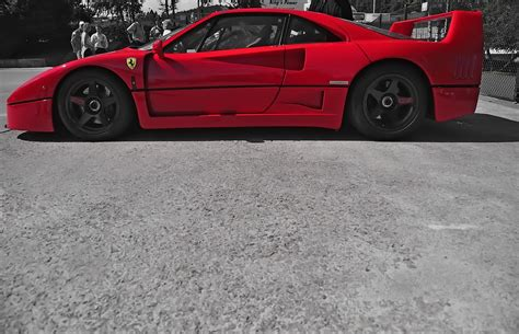 ferrari f40 wheels ferrari f40 oz racing wheels revival sports cars