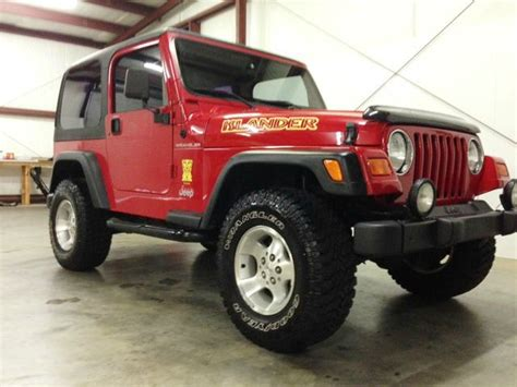Jeep Wrangler Islander For Sale Used Cars Dawsonville Used Trucks Gainesville