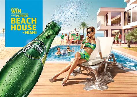 Win A House Sweepstakes - perrier 174 beach house sweepstakes offers the ultimate summer refreshment business wire