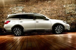 Subaru Tribeca 2016 Subaru Exiga Crossover 7 2016